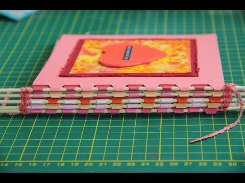 Bamboo Stick Book Tutorial