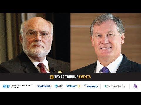 A Conversation with Sen. Robert Nichols & Rep. Travis Clardy