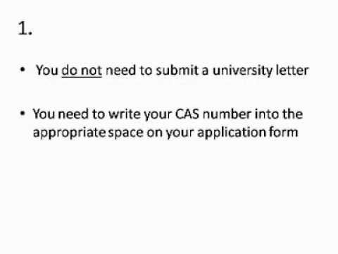 UK Student Visa Application