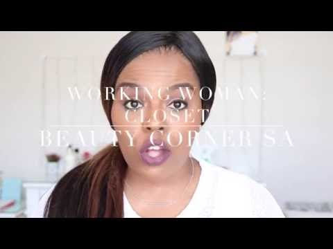 Working Woman Series: Closet Essentials | BEAUTY CORNER SA| SOUTH AFRICAN BEAUTY BLOGGER
