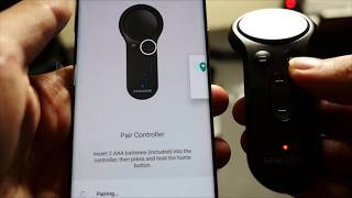 SAMSUNG GALAXY S8 AND GEAR VR 2017 UNBOXING AND SETUP