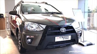 Toyota Etios Cross X-Edition 2017   Real-life review