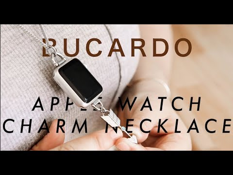 Your Apple Watch doesn't need to live on your wrist: Bucardo Charm Necklace [CoM Watch store]