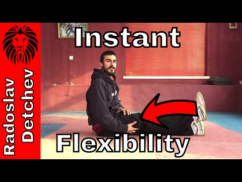 How to Improve Your Flexibility Fast - 2 Simple Hacks