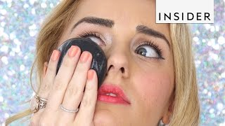 The Charcoal Jelly Ball Cleanser That
