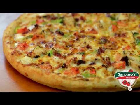 Ranch Style Chicken Pizza - Sarpino's Pizzeria Video