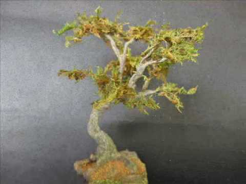 Quicktips 3-Making Miniature Fantasy Tree