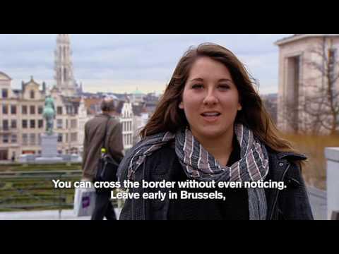Invitation to ICANN #38 Brussels by EURID, the .eu European Registry
