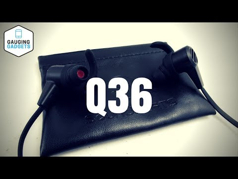SoundPEATS Q36 Bluetooth Headphone Review - Magnetic Earbuds