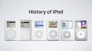 Download History of iPod Video