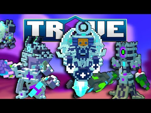 NEW SHADOW TOWER 2.0 COSTUMES, MOUNTS & MORE! | Sneak Peak at Trove PTS