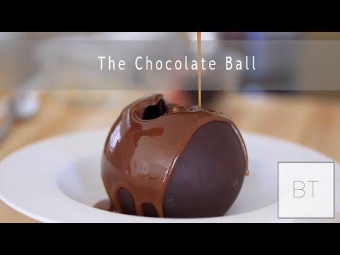 The Chocolate Ball | Byron Talbott