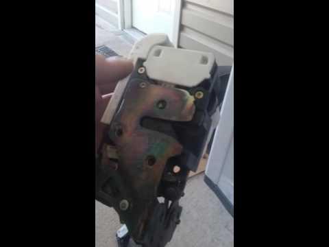 Fixing power door locks on 2000 chevy silverado
