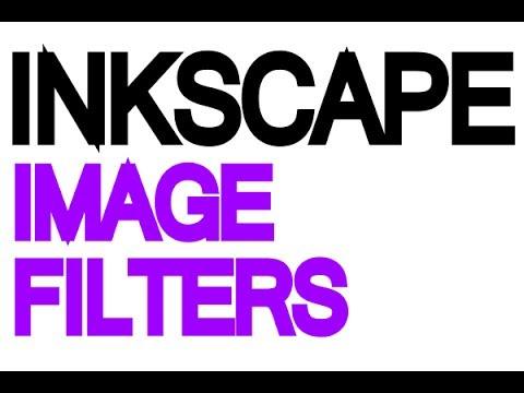 Inkscape Tutorial - Image Filter