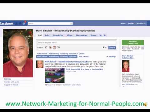 Facebook Tutorial How to Set Up A Group