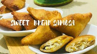 ബ്രെഡ് സമോസ / Easy bread samosa