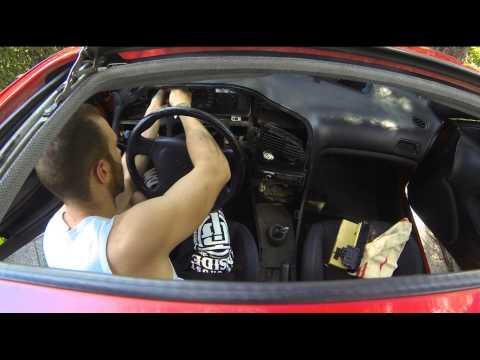 Mazda MX6 interior mods