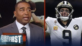 Cris and Nick on Drew Brees becoming the NFL