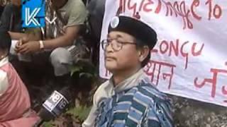 Indigenous Pilgrimage to Sacred Himalayan Mountain-- Please Translate