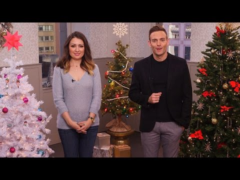 3 Christmas Trees Inspired by Holiday Movies