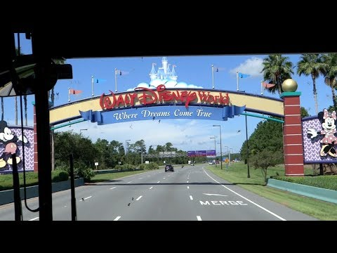 Walt Disney World Vlogs September 2013: Day 1 - Traveling to Walt Disney World (Episode 55)