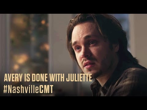 NASHVILLE on CMT | Avery Is Done With Juliette