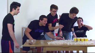 FAVIJ vs MATES - Nesquik Challenge