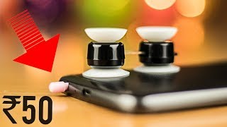 5 More AMAZING Smartphone Gadgets under 50 Rupees !
