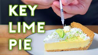Binging with Babish: Perfect Key Lime Pie from Dexter
