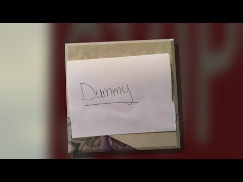 Albuquerque woman leaves note on car for running neighborhood stop sign
