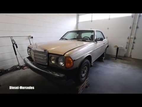 Mercedes-Benz 300CD Window Trim