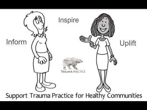 Trauma Practice is launching as a charity!