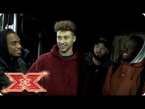 Rak-Su are heading back home! | The X Factor UK 2017