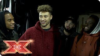 Rak-Su are heading back home! | The X Factor UK 2017