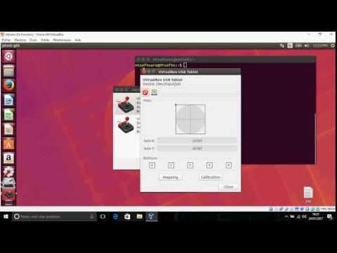 How to Install JoyStick Driver on Ubuntu