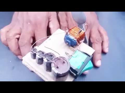 How to make a Free Energy self-running Generator at home- Free Energy
