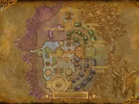 World of Warcraft Lore #Teil 38 - Darnassus & Exodar (German) [HD]