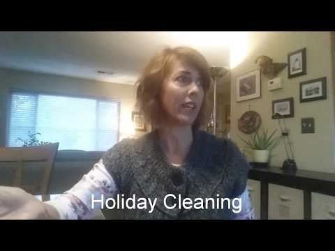 How to Clean in an Hour (before guests arrive)
