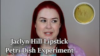 Jaclyn Hill Lipstick | Testing For Mold and Bacteria