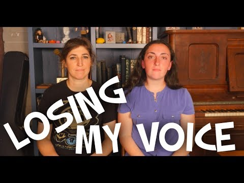 Losing My Voice || Mayim Bialik