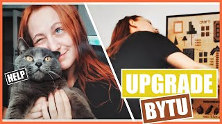 UPGRADE BYTU A KOCOUR ! | Natyla