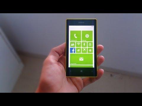 Nokia Lumia 520 Budget Windows Phone 8 Review