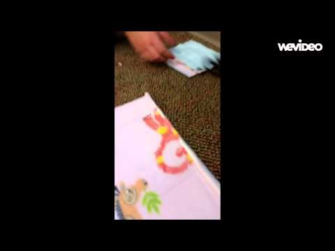 How To Make a Knot Blanket By: Marlee, Chelcee and