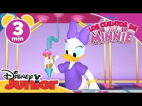 Los cuentos de Minnie: Caos Mecánico   Disney Junior Oficial