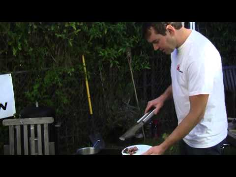 How to Grill Squid: A BBQ Dragon Tutorial