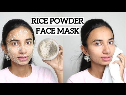 चावल के आटे से गोरापन कैसे पाएँ? Remove Dark Spots, Pigmentation,Brown Spots Get Crystal Clear Skin