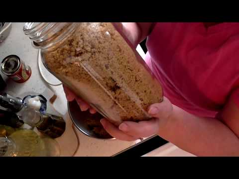 How to make Brown Sugar With black Treacle