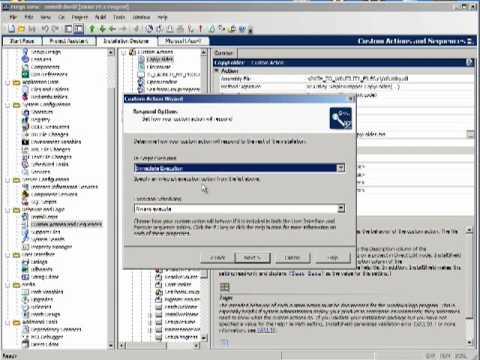 MSI - Create A Managed Code Custom Action Part 2 - InstallShield 2013
