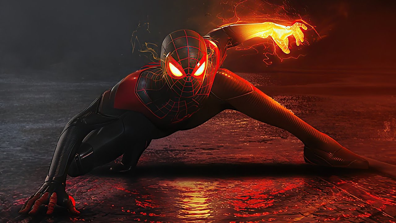 Spider-Man: Miles Morales & Peter Parker - Let's Do This   GMV