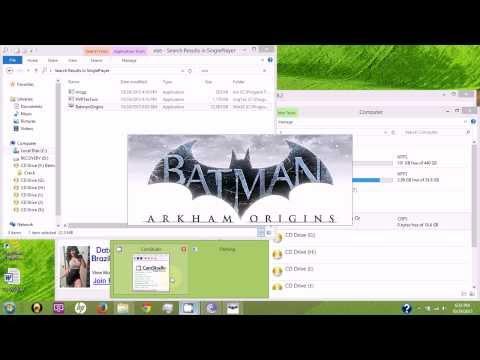 How to download Batman Arkham Origins for PC free torrent